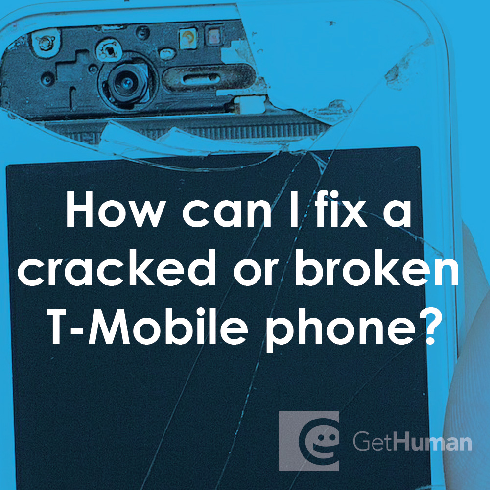 How Can I Fix a Cracked or Broken T-Mobile Phone?