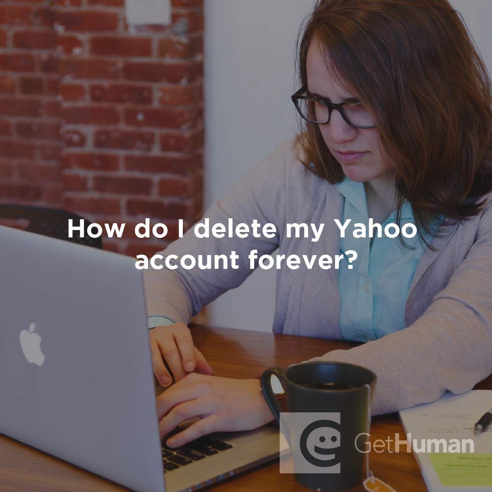 How Do I Delete My Yahoo Account Forever?