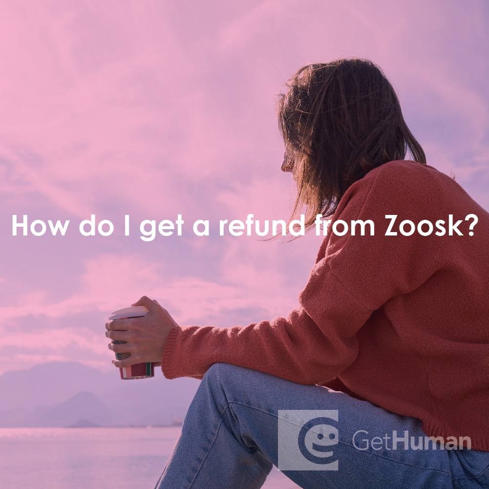 How Do I Get a Refund from Zoosk?