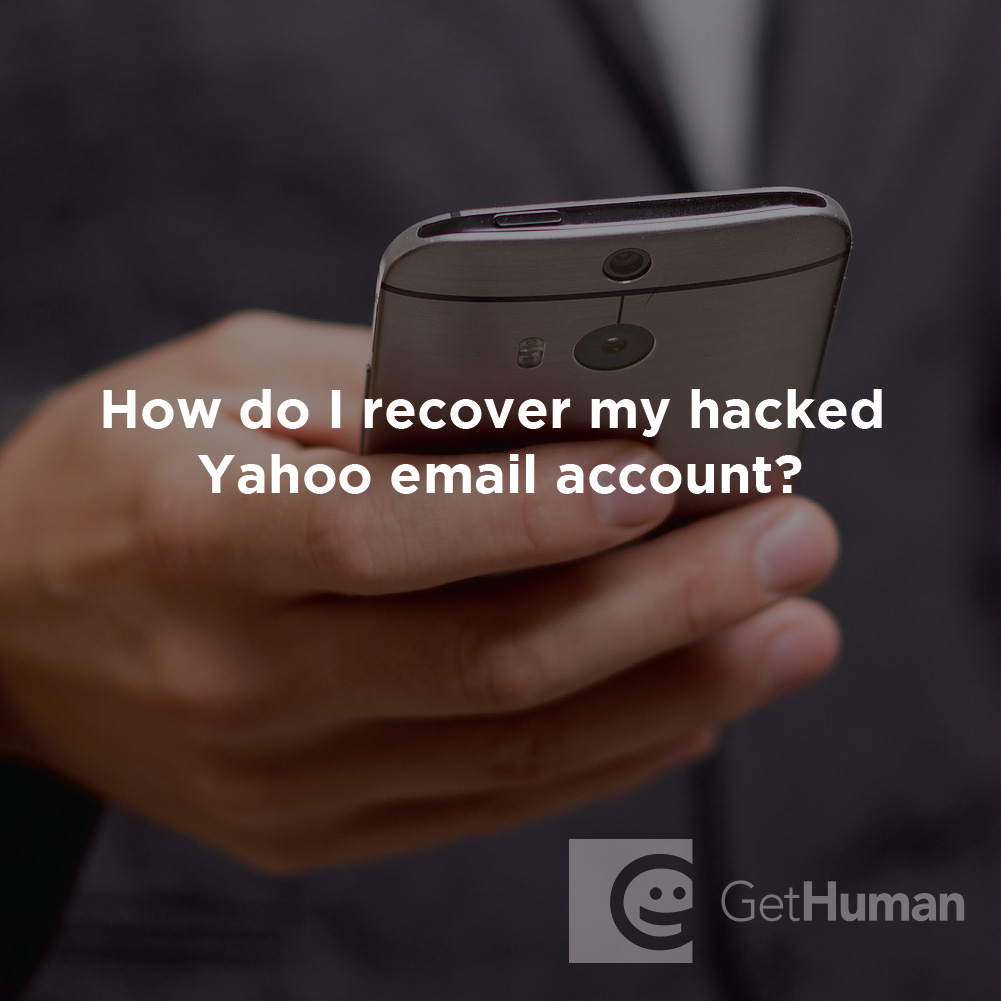 How Do I Recover My Hacked Yahoo Email Account?