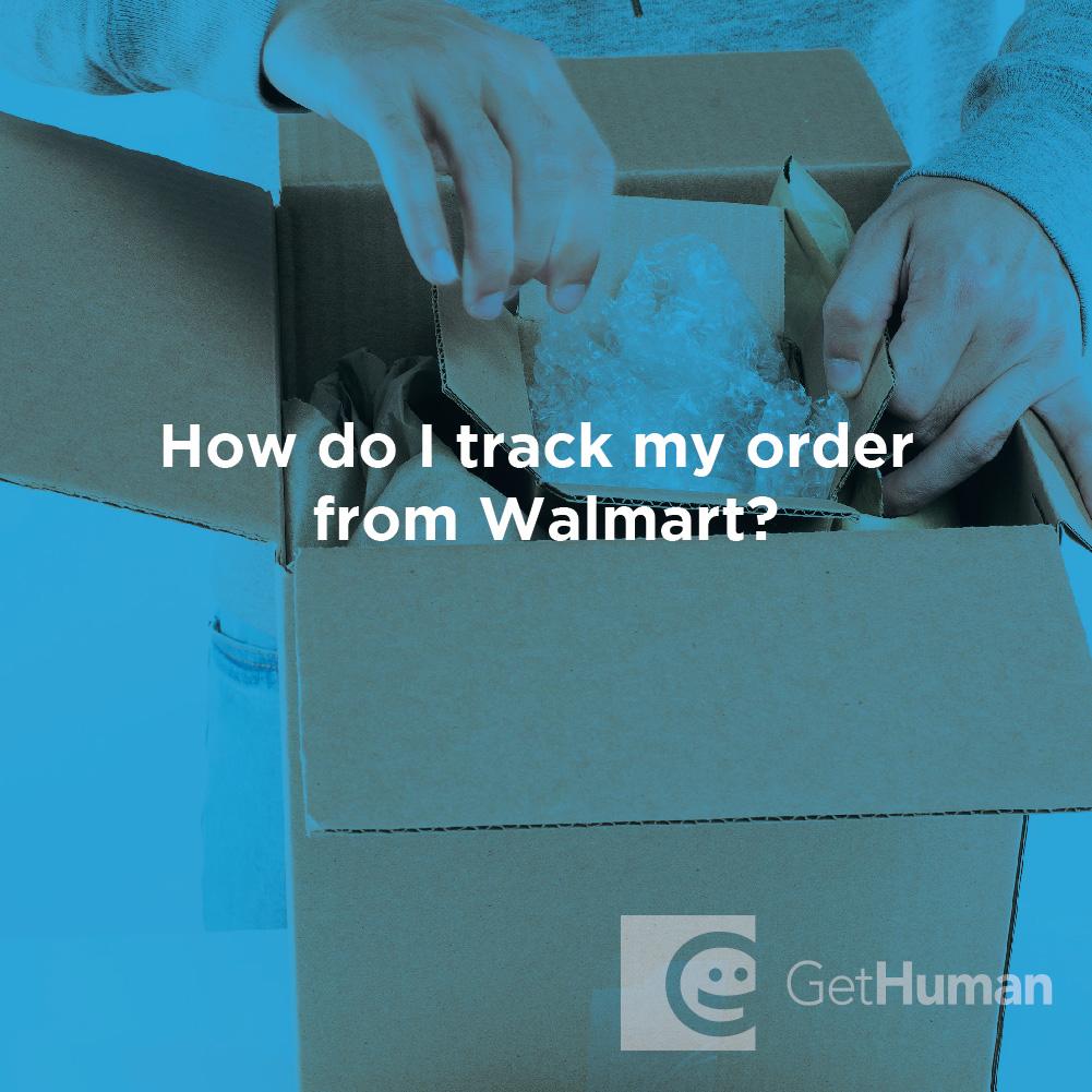 How Do I Track My Orders on Walmart?