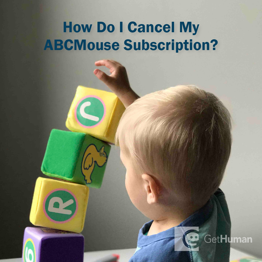 How do I cancel my ABCMouse subscription?